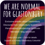 Normal For Glastonbury